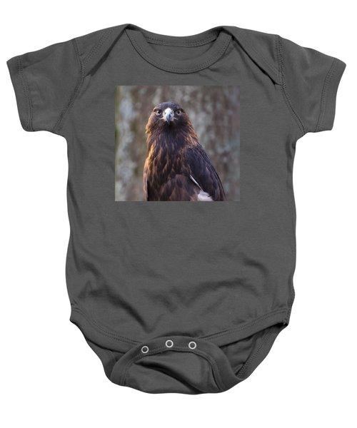 Golden Eagle 4 Baby Onesie