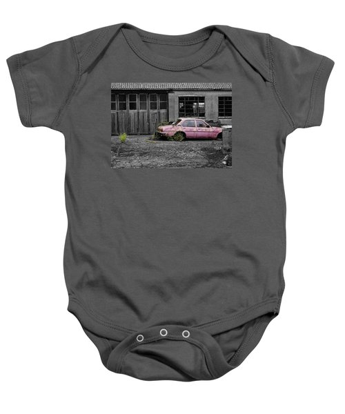 Good Little Runner Baby Onesie