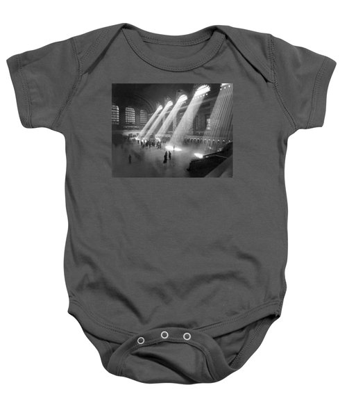 Grand Central Station Sunbeams Baby Onesie