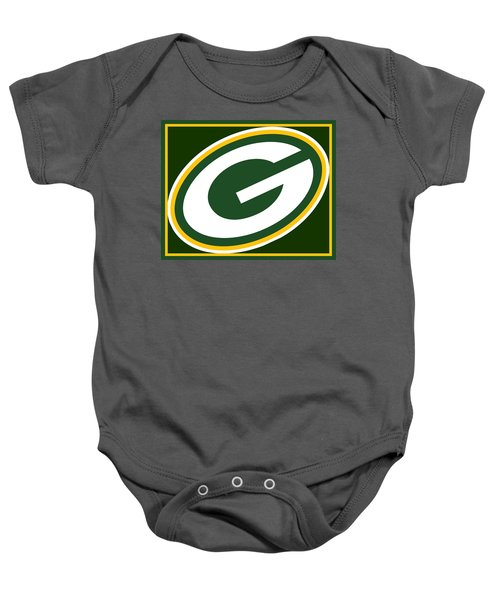 Green Bay Packers Baby Onesie