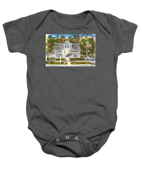 Greystone Inn II Baby Onesie