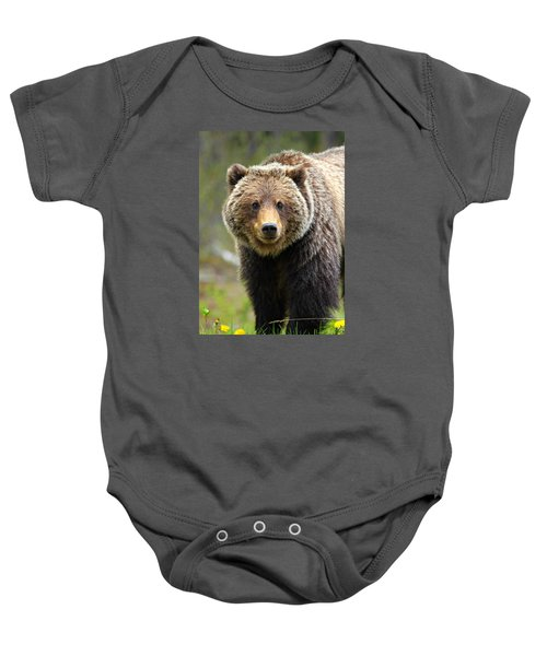Grizzly Baby Onesie