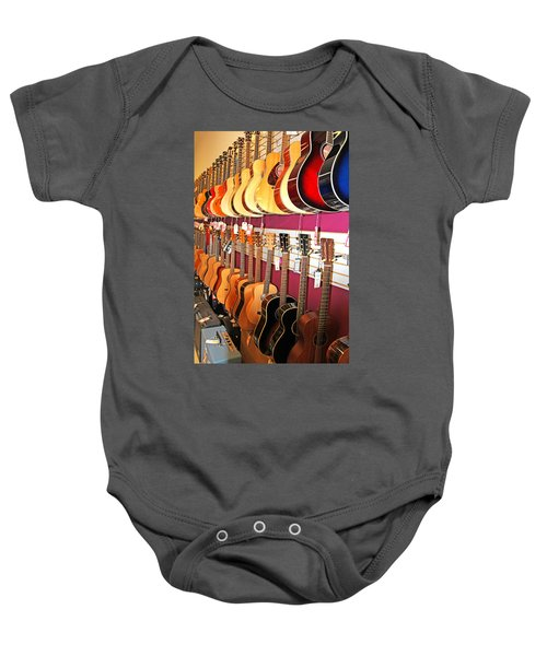 Guitars For Sale Baby Onesie