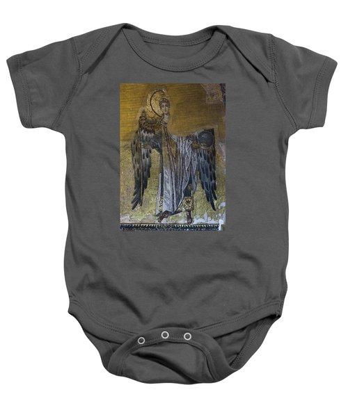 Hagia Sophia Angel Baby Onesie
