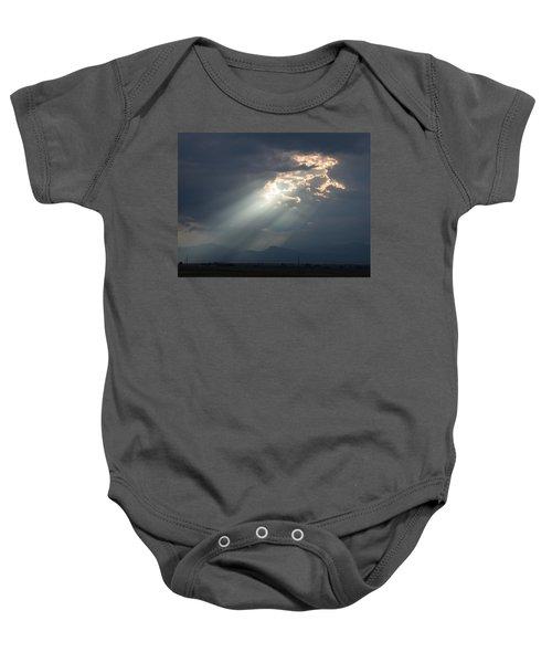 Heavenly Rays Baby Onesie