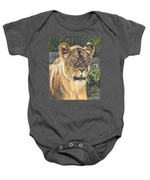 Her - Lioness Baby Onesie