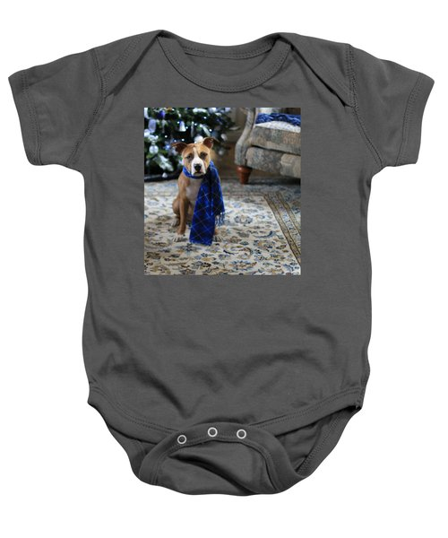 Holiday Warmth Baby Onesie