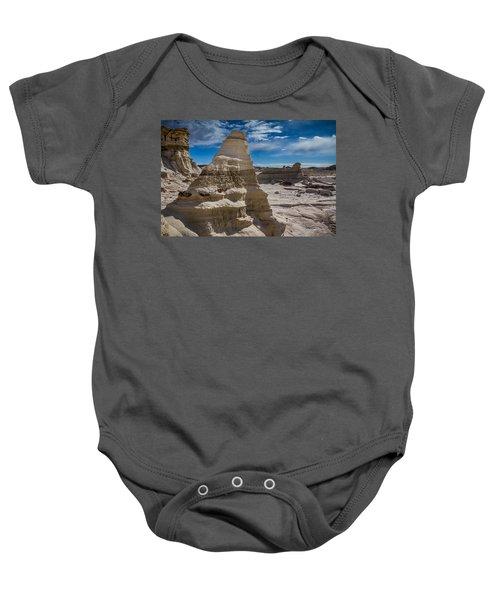Hoodoo Rock Formations Baby Onesie