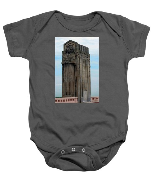 Hope Memorial Bridge Guardian Baby Onesie