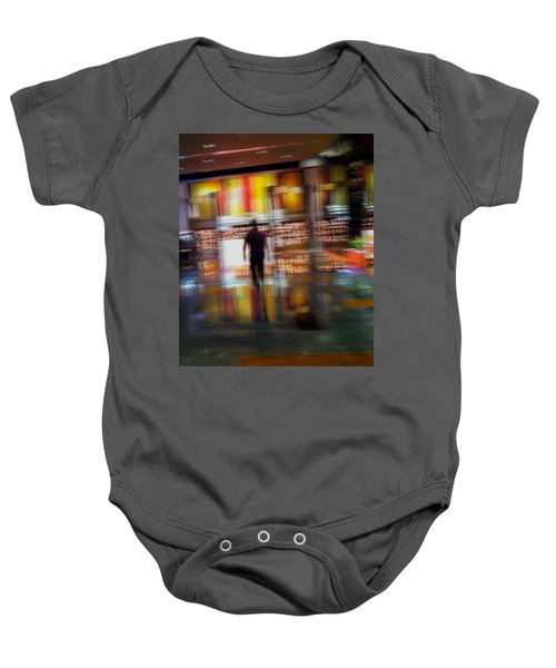 Baby Onesie featuring the photograph Hunter-gatherer by Alex Lapidus