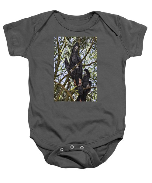 I Say Old Chap Baby Onesie by Douglas Barnard