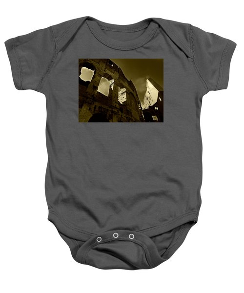 Il Colosseo Baby Onesie