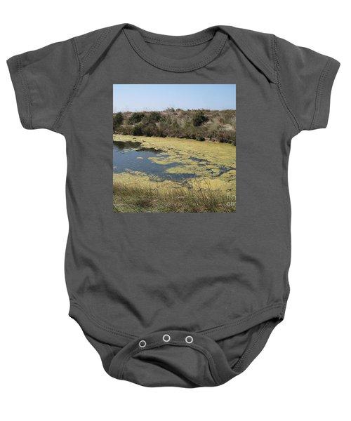 Ile De Re - Marshes Baby Onesie