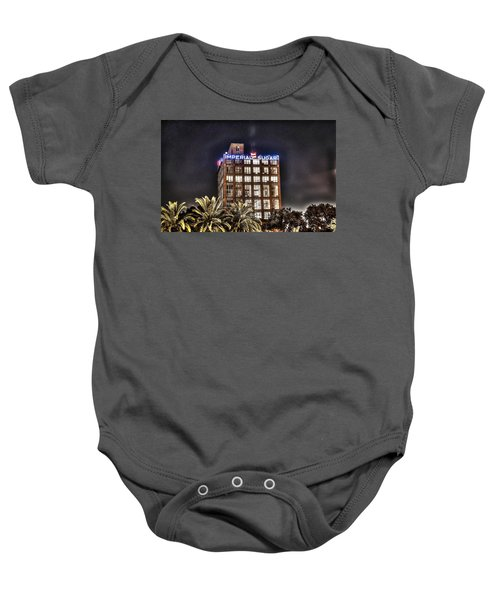 Imperial Sugar Mill Baby Onesie