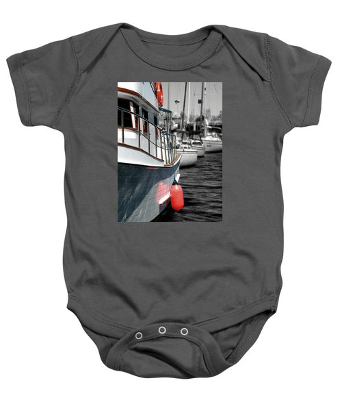 In The Lead Baby Onesie