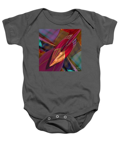 Into The Soul Baby Onesie