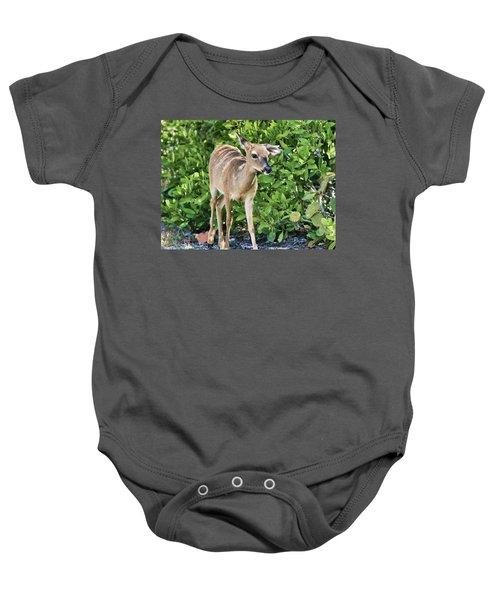 Key Deer Cuteness Baby Onesie