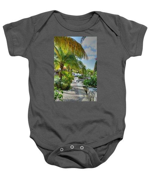 La Isla Bonita Baby Onesie