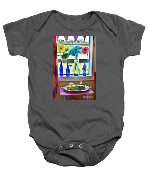 Liddy Loves Clothes 8 - Clarksville Delaware Baby Onesie