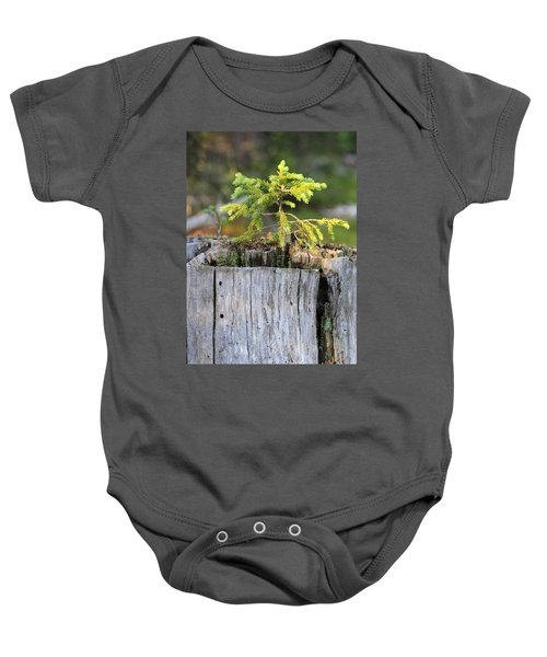 Life After Death Baby Onesie