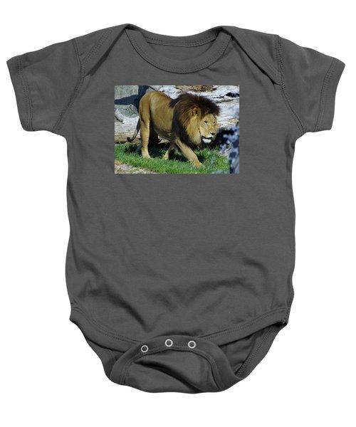 Lion 1 Baby Onesie