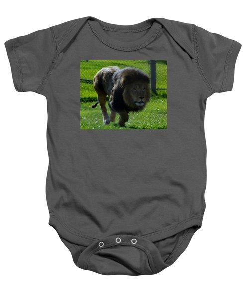 Lion 4 Baby Onesie
