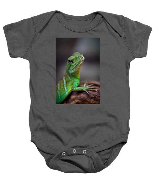Lizard Baby Onesie