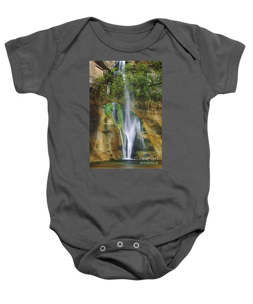 Lower Calf Creek Falls Escalante Grand Staircase National Monument Utah Baby Onesie