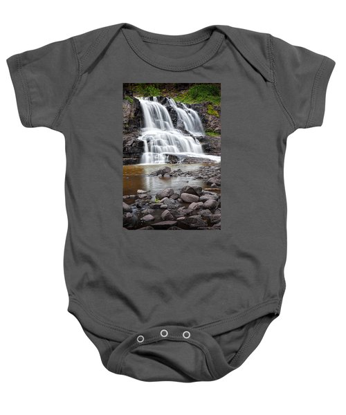 Lower Gooseberry Falls Baby Onesie