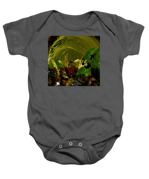 Intuitive Painting  803 Baby Onesie