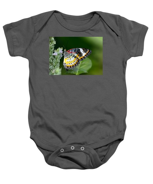 Malay Lacewing Butterfly Baby Onesie