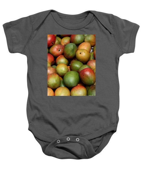 Mangoes Baby Onesie by Carol Groenen
