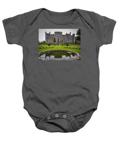 Markree Castle In Ireland's County Sligo Baby Onesie