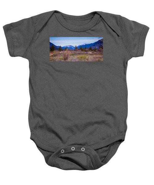 Mazama From Wolf Creek Baby Onesie
