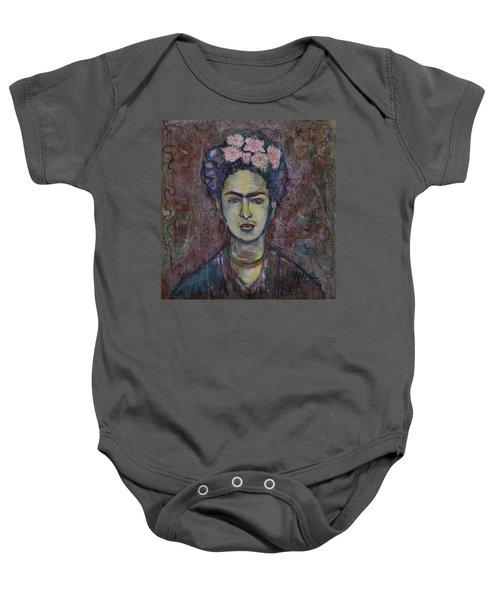 Metamorphosis Frida Baby Onesie