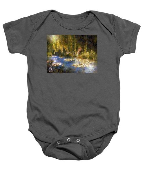 Monet After Midnight Baby Onesie