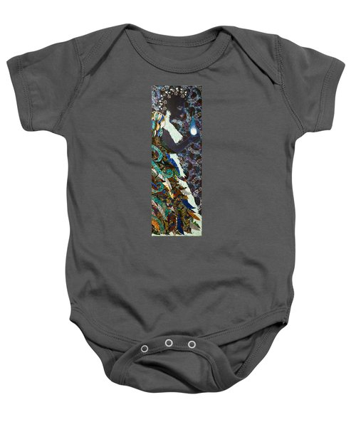 Moon Guardian - The Keeper Of The Universe Baby Onesie