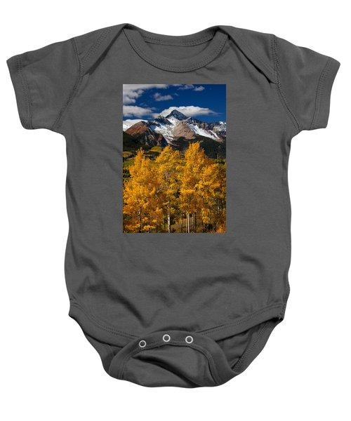 Mountainous Wonders Baby Onesie