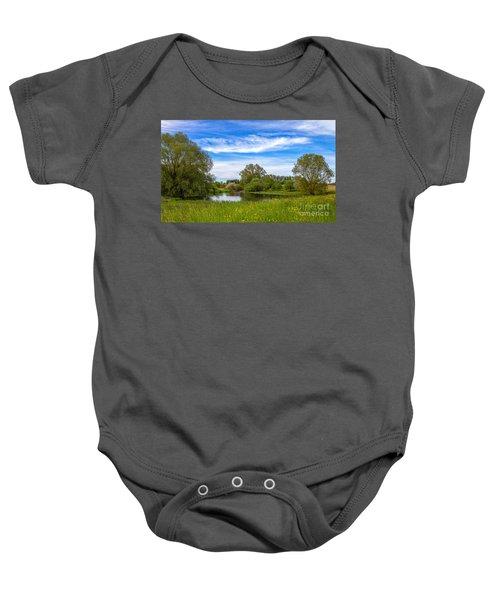 Nature Preserve Segete Baby Onesie