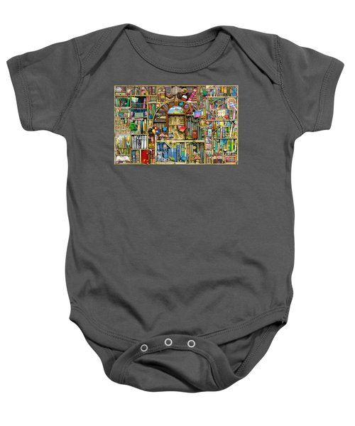 Neverending Stories Baby Onesie