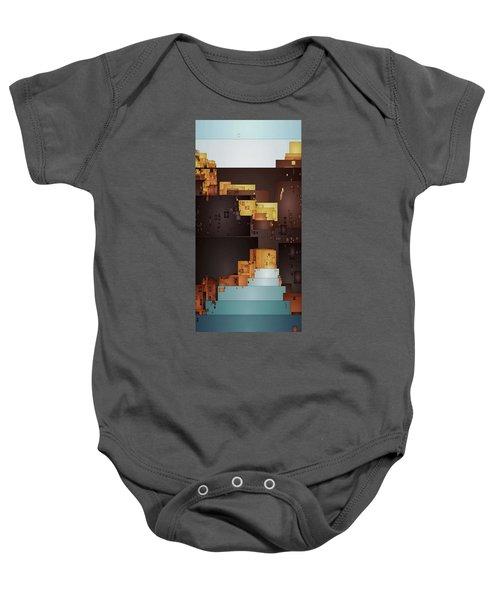 New Pueblo 1 Baby Onesie