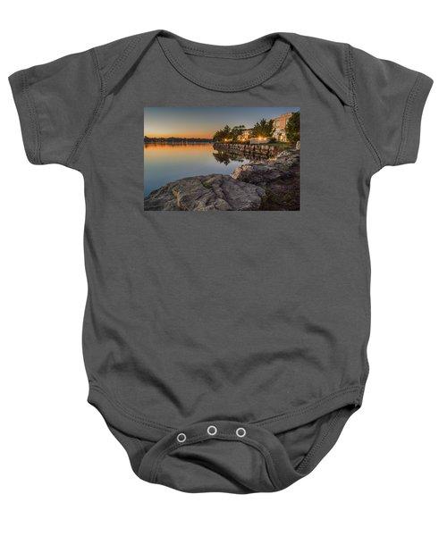 Niagara On The Lake  Baby Onesie