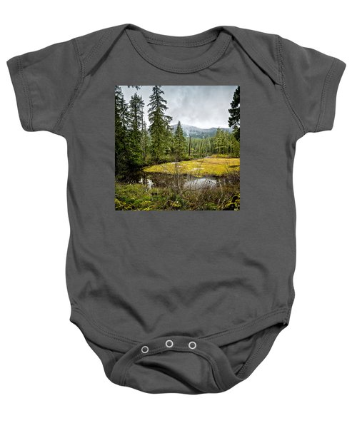 No Man's Land Baby Onesie