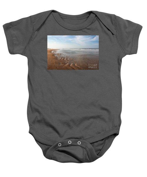 Ocean Vista Baby Onesie