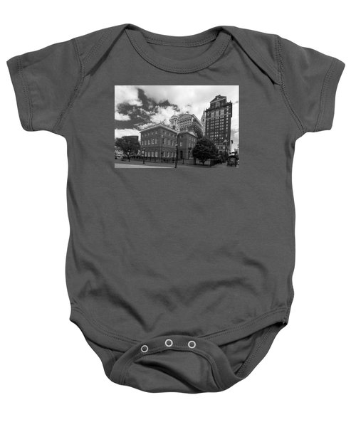 Old State House 15568b Baby Onesie