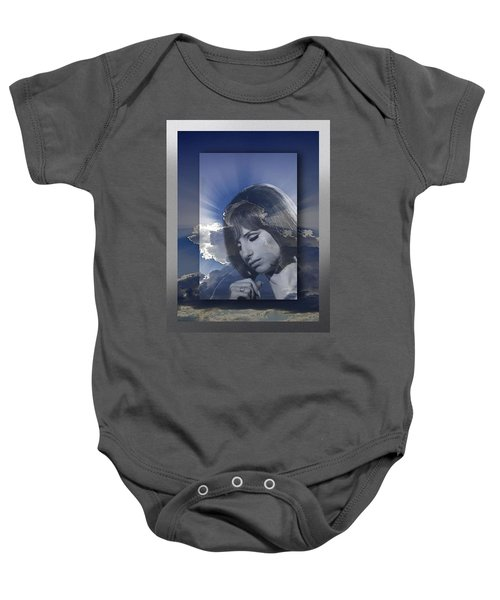 On A Clear Day Baby Onesie
