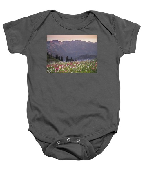 Only Opportunities Baby Onesie