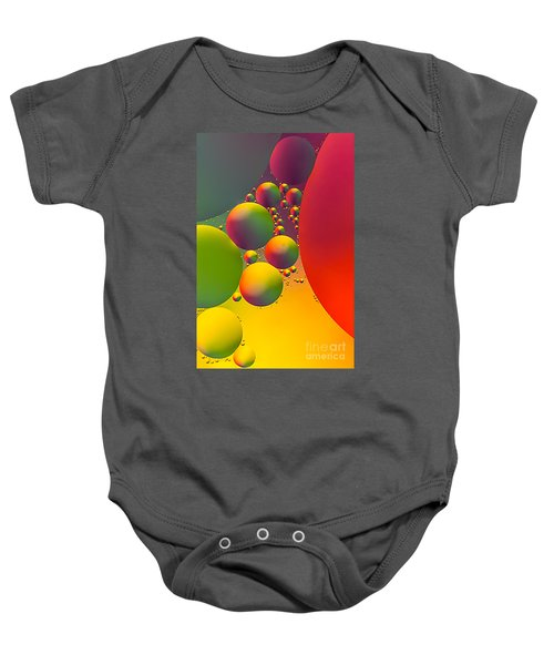 Other Worlds Baby Onesie