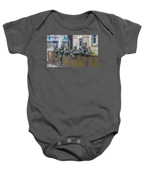 Our Game Baby Onesie