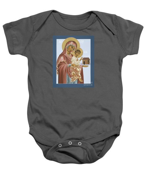 Our Lady Of Loretto 033 Baby Onesie